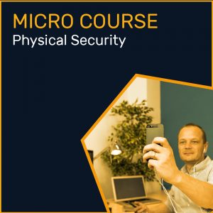 Cyber Awareness – Physical Security